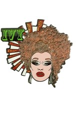 Ivy Winters Enamel Pin