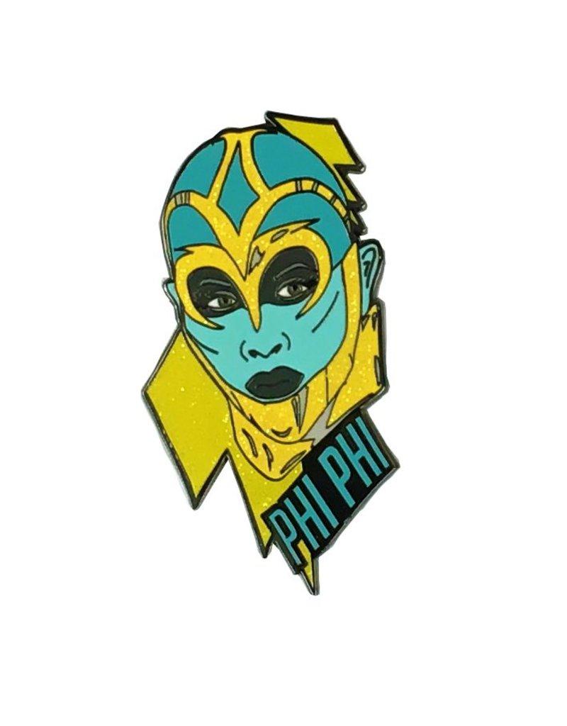Phi Phi O'Hara Enamel Pin