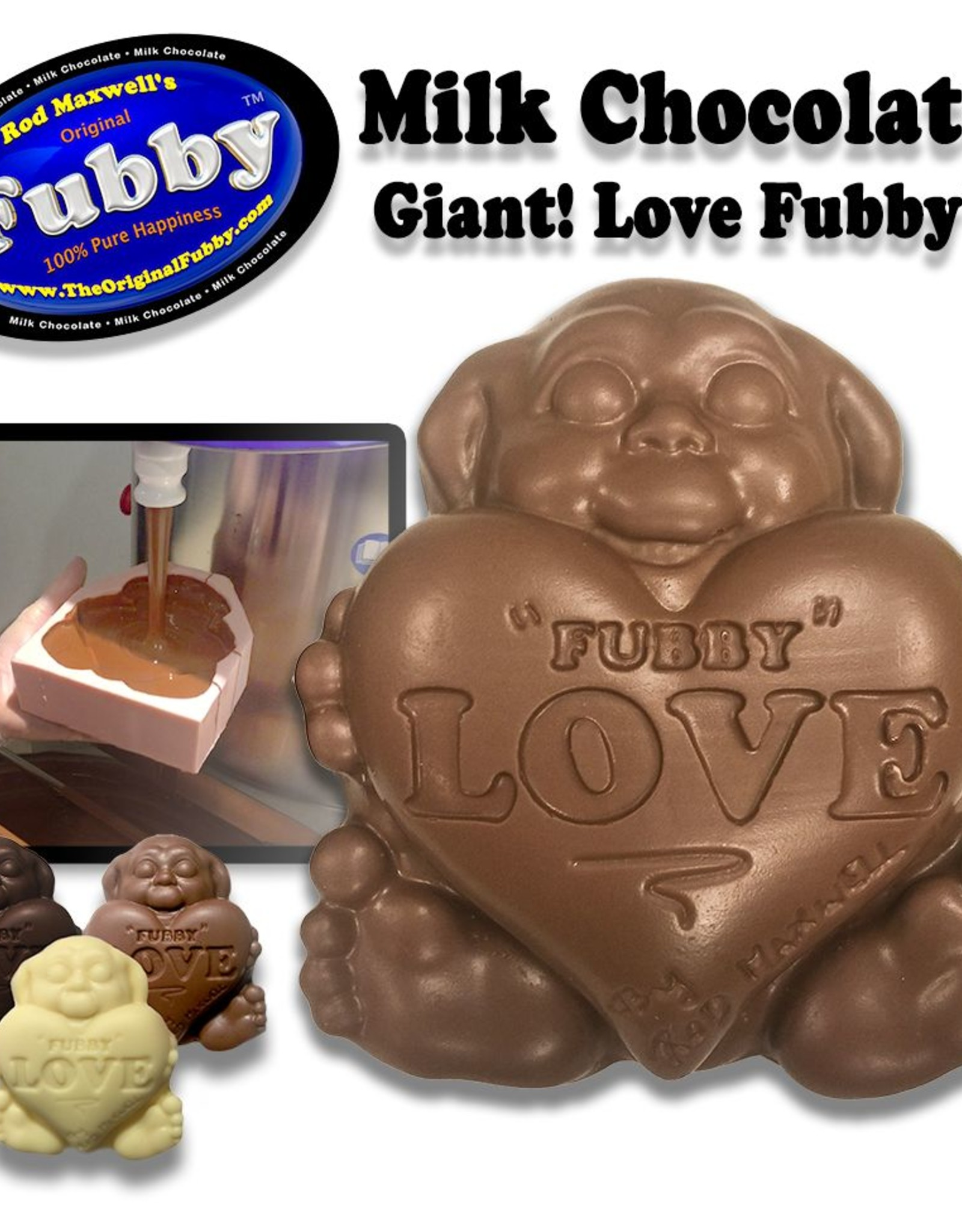 Rod Maxwell's Fubby Love - Milk