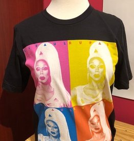 Rupaul Realness Photostrip Tee