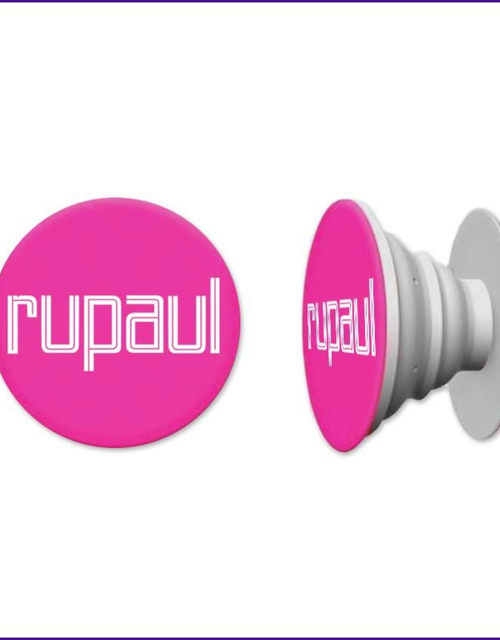 Rupaul Logo Pop Socket