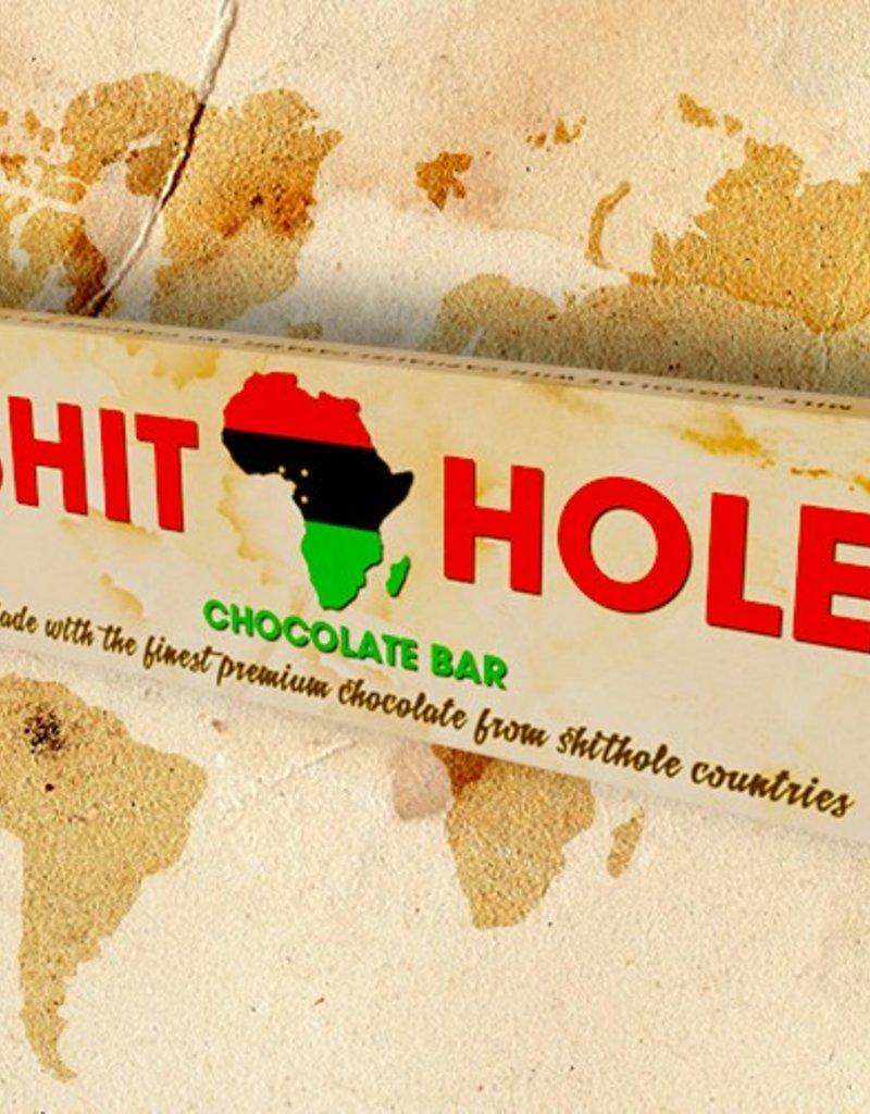 Shit Hole Chocolate Bar - Milk