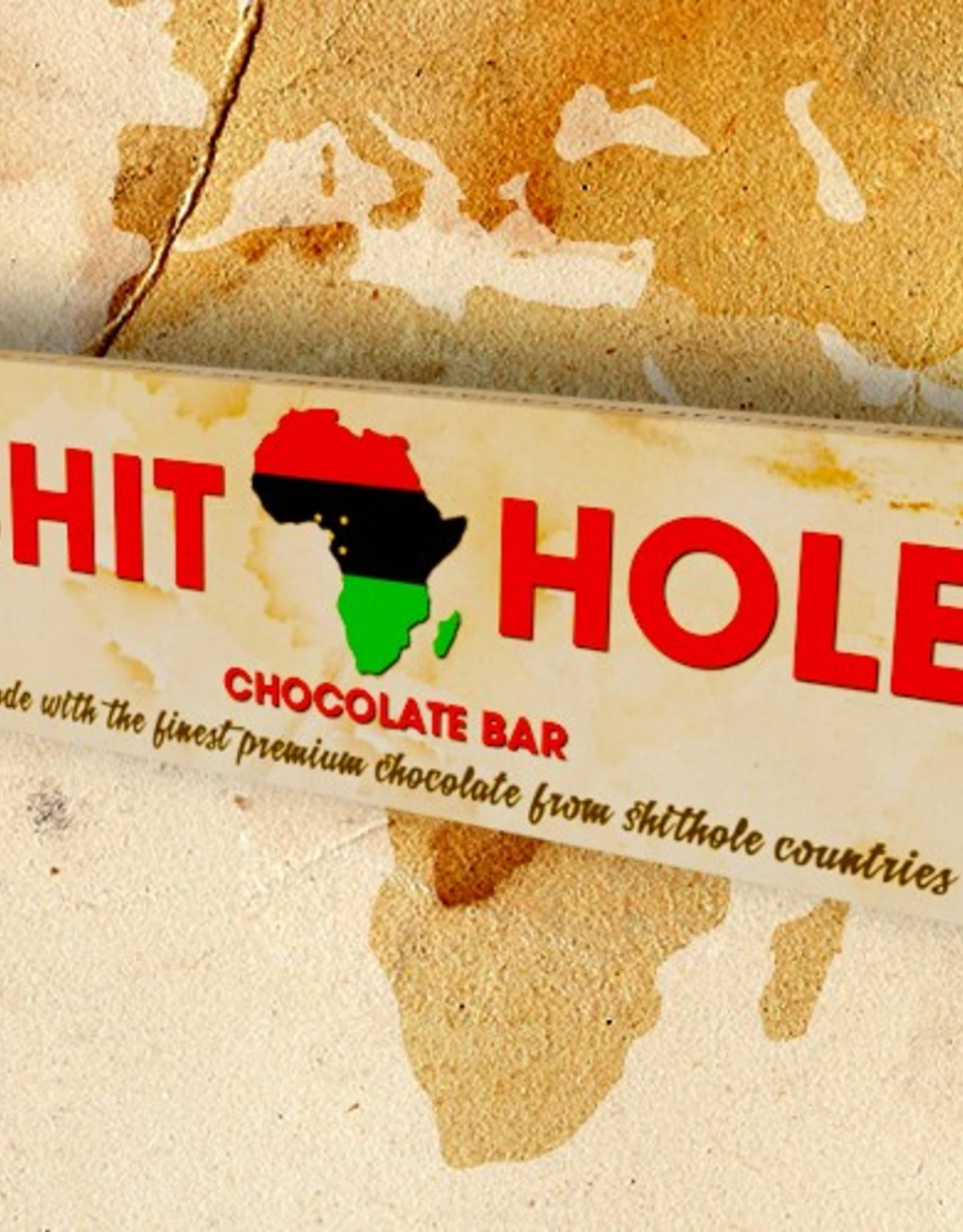 Shit Hole Chocolate Bar - Dark