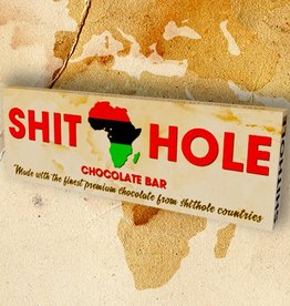 Shit Hole Chocolate Bar - Dark