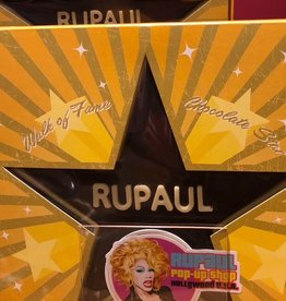 RuPaul Dark Chocolate Star