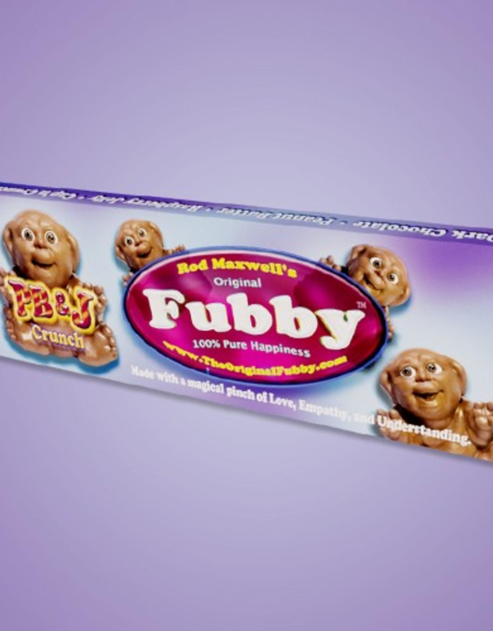 Rod Maxwell's Fubby Bar - Dark Chocolate, Peanut Butter, Raspberry jelly, Cap'n Crunch