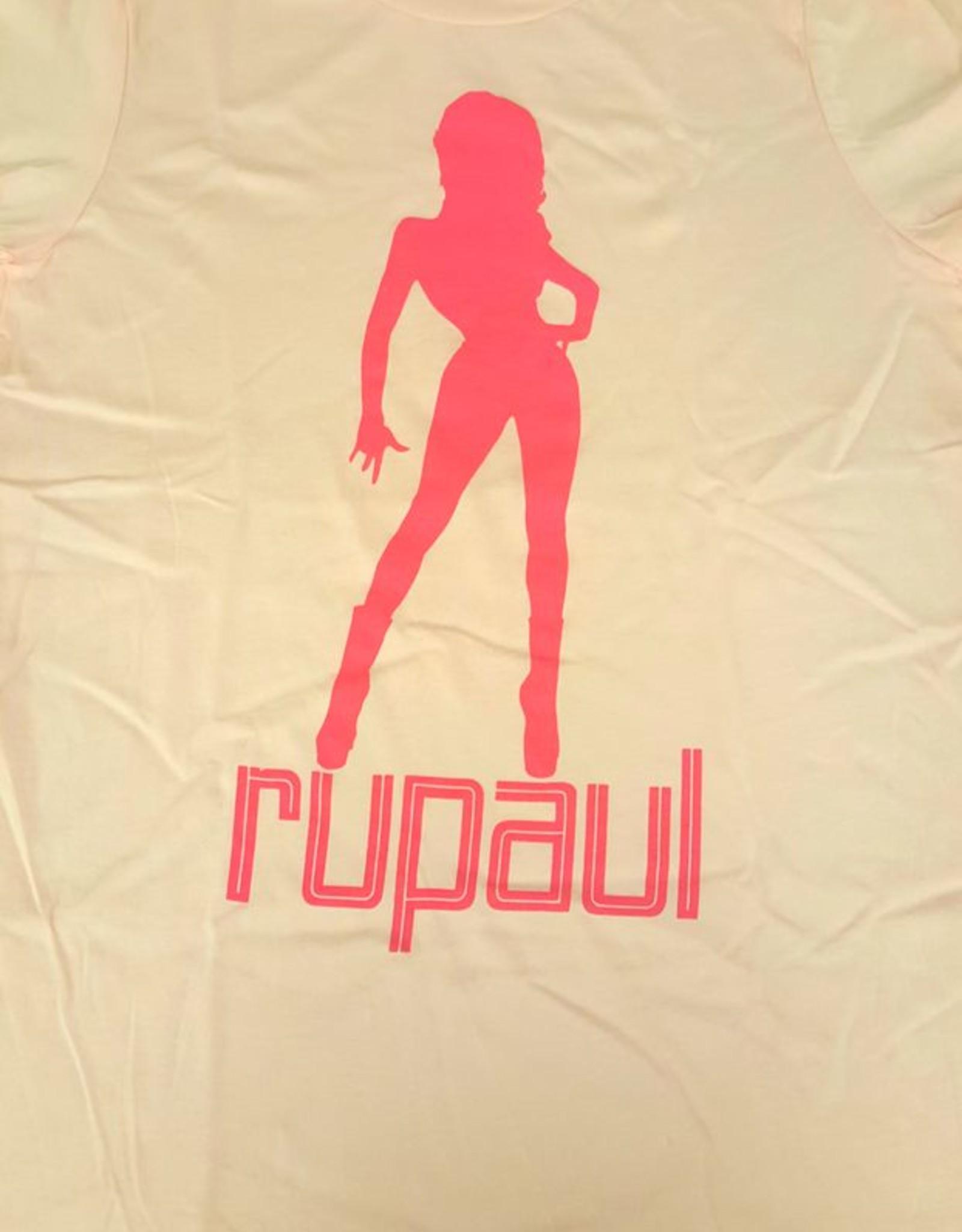RuPaul Silhouette T