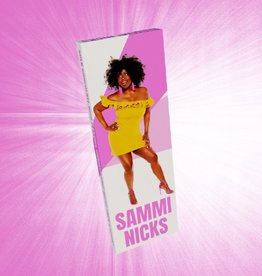Sammi Nicks Milk Chocolate Bar