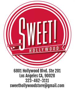 SWEET! Hollywood