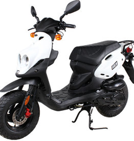 Genuine Scooters 2019 White Genuine Roughhouse (#R-31)