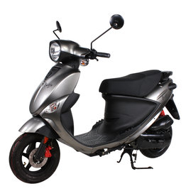 Genuine Scooters 2019 Titanium Genuine Buddy (#88)