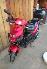 Used Matte Red Genuine Roughhouse Sport T.I. (Fully loaded)