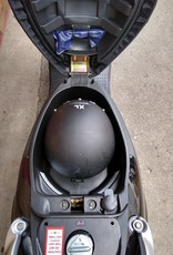 Genuine Scooters 2020 Black Genuine Buddy 50cc Moped