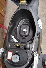 Genuine Scooters 2020 Gloss Titanium Genuine Buddy 50cc Moped