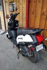 Genuine Scooters 2018 White Genuine Hooligan (H-10)