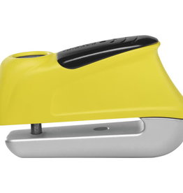 ABUS Trigger Alarm Disc Lock Yellow, 345
