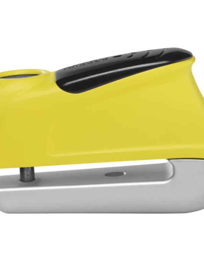 ABUS Trigger Alarm Disc Lock Yellow, 345