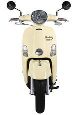 Genuine Scooters 2021 Vanilla Genuine Buddy Kick 125cc Scooter
