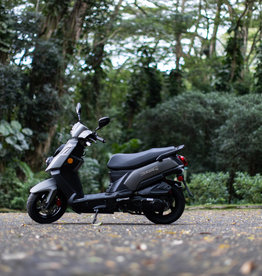 Genuine Scooters 2021 Matte Titanium Genuine Hooligan 170i Scooter