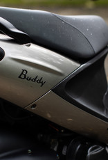 Genuine Scooters 2021 Titanium Genuine Buddy 170i Scooter