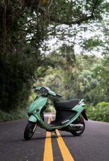 Genuine Scooters 2021 Seafoam Genuine Buddy 50cc Moped
