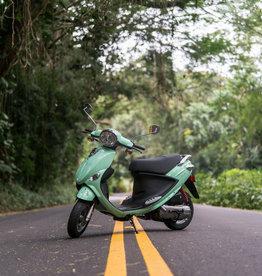Genuine Scooters 2022 Seafoam Genuine Buddy 50cc Moped