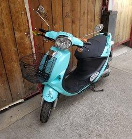 Genuine Scooters 2020 Turquoise Genuine Buddy Basket (#b-75)
