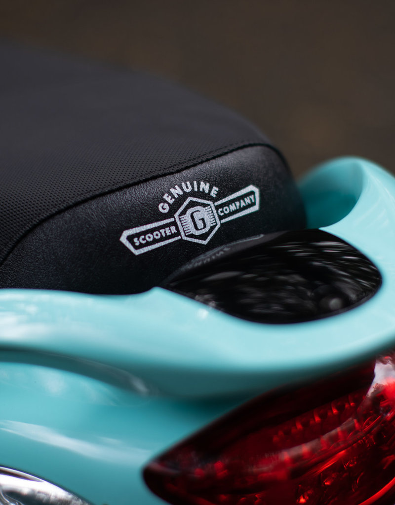 Genuine Scooters 2022 Turquoise Genuine Buddy 125cc Scooter