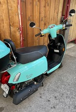 Genuine Scooters 2021 Turquoise Genuine Buddy Kick 125cc Scooter (2454)