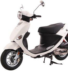 Genuine Scooters 2020 White Genuine Buddy 125cc