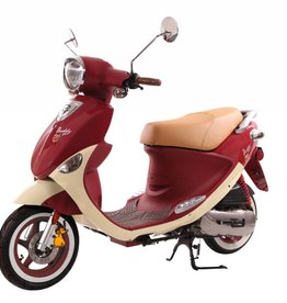 Genuine Scooters 2020 Genuine Buddy 50cc International Pamplona