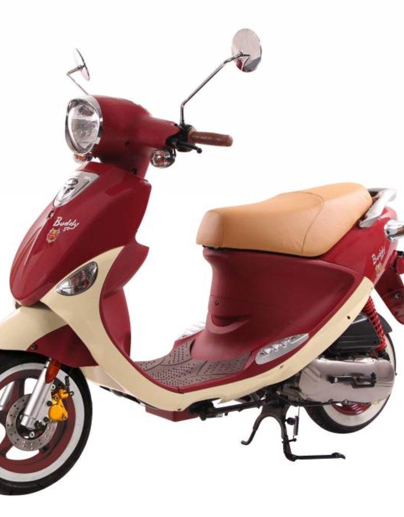 Genuine Scooters 2020 Genuine Buddy 50cc International Pamplona