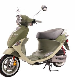 Genuine Scooters 2020 Genuine Buddy 50cc International Italia