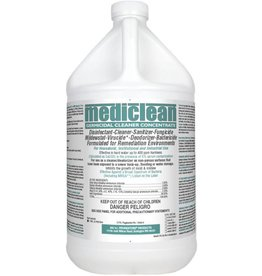 Pro Restore MediClean Germicidal Cleaner 1 Gallon (Mint)