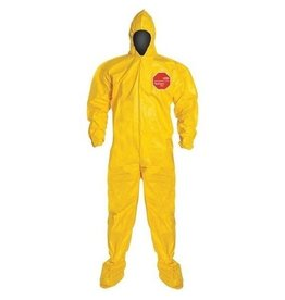 CleanHub Tychem 2000 Coveralls - 3X-Large 1 Ea.