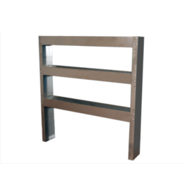 Hydramaster Hydramaster 3 Tier S/S Shelf, For Tall Vans