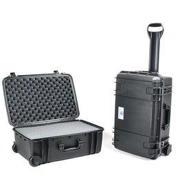 Large Case, Protective W/Foam & Wheels