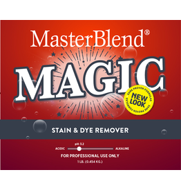 MasterBlend Magic Stain & Dye Remover - 2lbs Jar