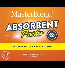 MasterBlend Absorbent Powder - 6# Jar