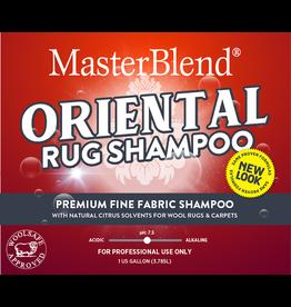 MasterBlend Oriental Rug Shampoo 32:1  1 Gallon