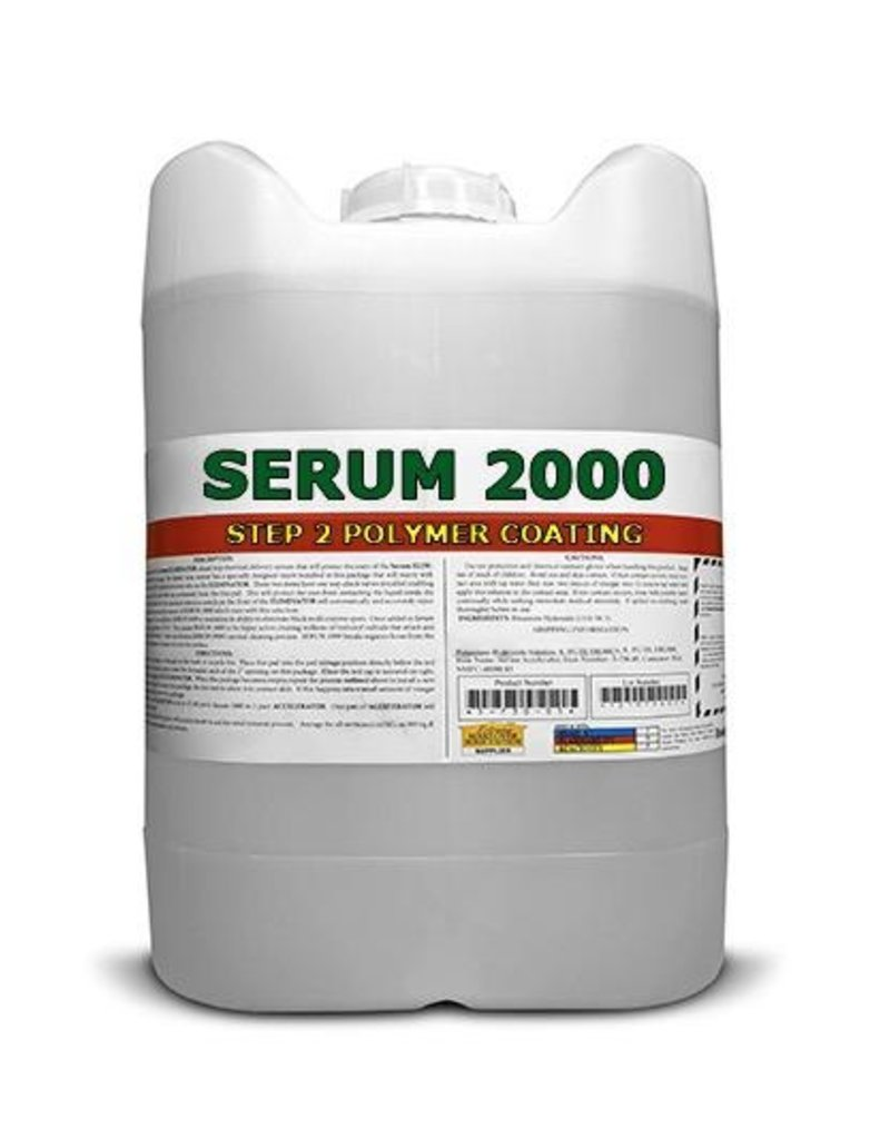 Serum Products Serum 2000 5 Gal