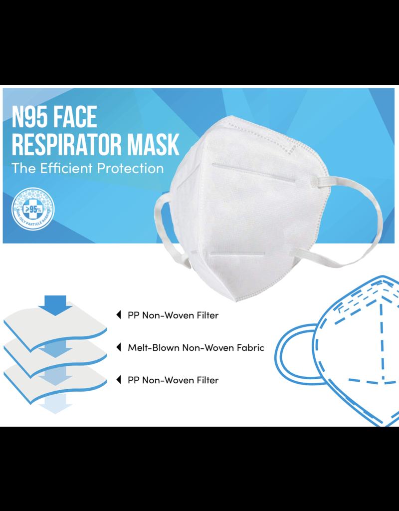 CleanHub N95 Face Respirator Mask | ETA is 5/29/20