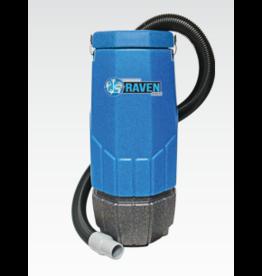Sandia HEPA Raven 10-Quart Backpack Vacuum w/ 5 pc. Standard Tool Kit  - 1340 watts