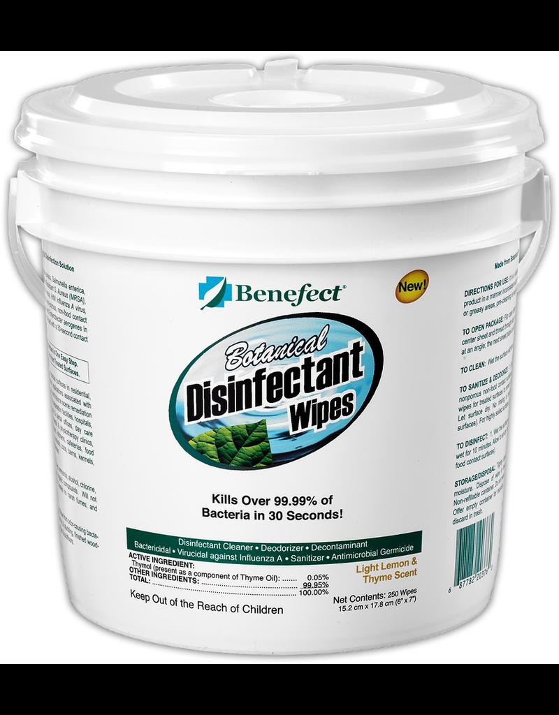 Botanical Disinfectant Wipes  