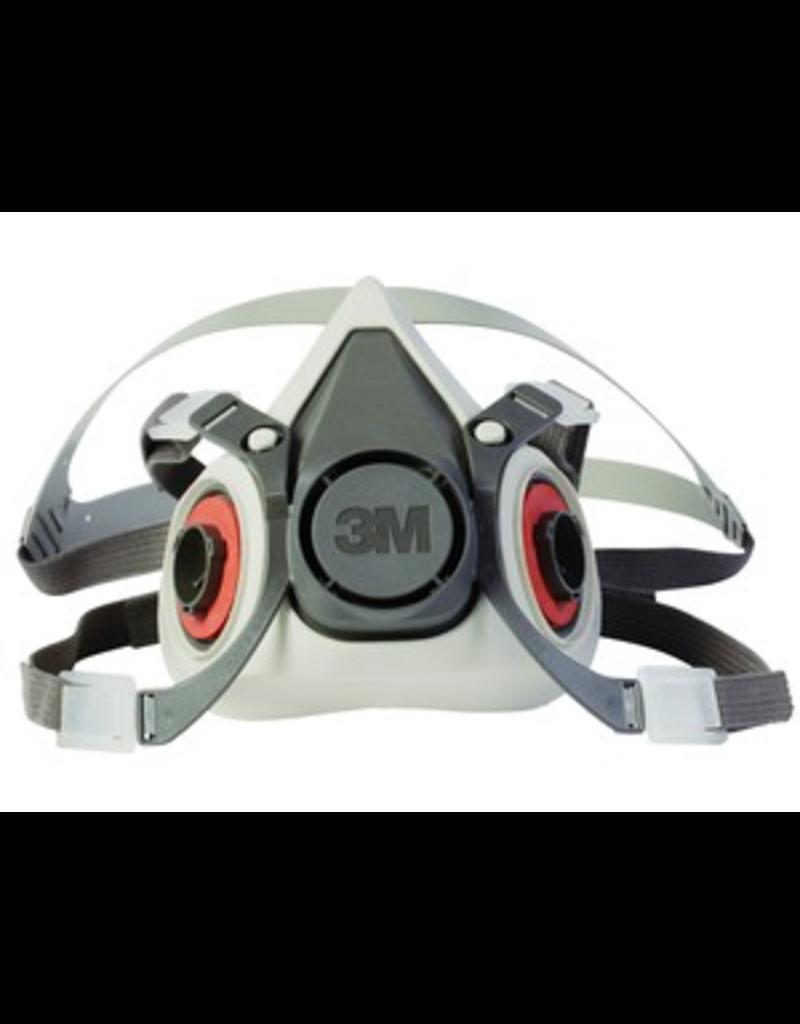3M 3M™ Half Facepiece 6000 Series, Reusable Respirators