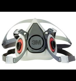 3M 3M® Respirator Halfmask - Large