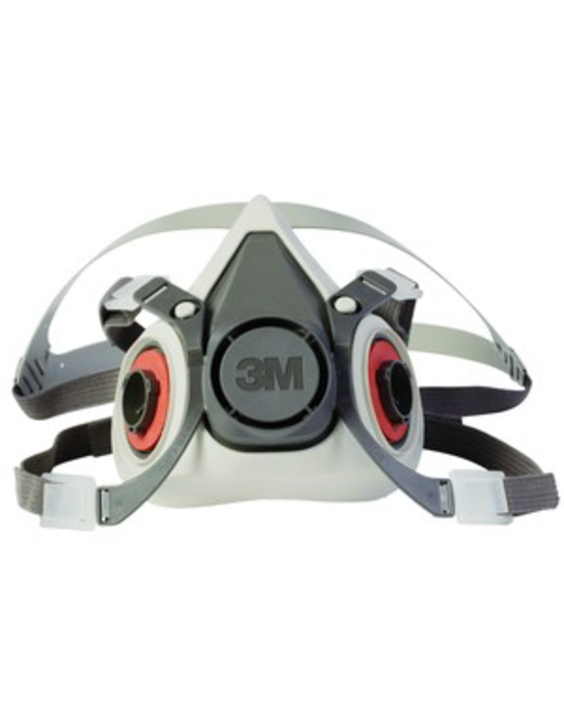 3M 3M™ Half Facepiece 6000 Series, Reusable Respirators