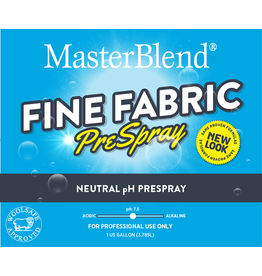 MasterBlend Fine Fabric Prespray - Gallon