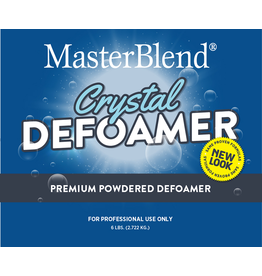 MasterBlend Crystal Defoamer - 6# Jar