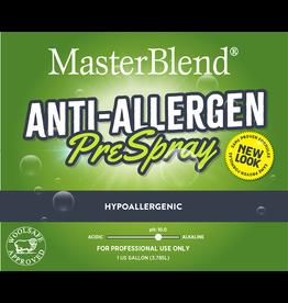 MasterBlend Anti-Allergen Prespray - 1 Gallon